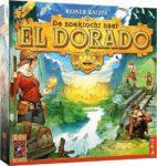 De zoektocht naar el dorado packshot