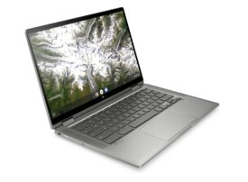 HP X360 14c Chromebook 1