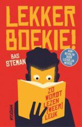 Lekker Boekie Bas Steman