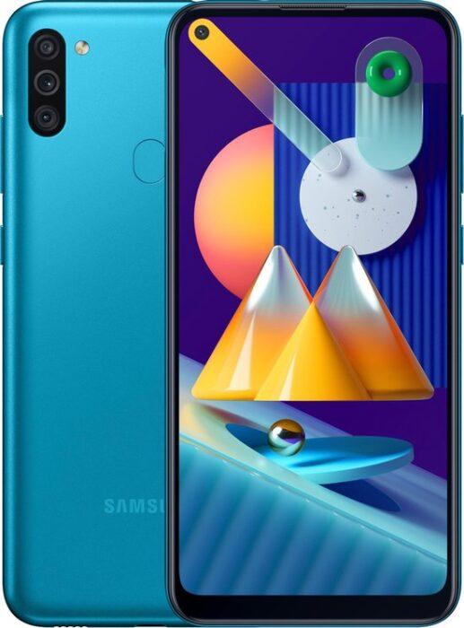 Samsung M11 smartphone 2