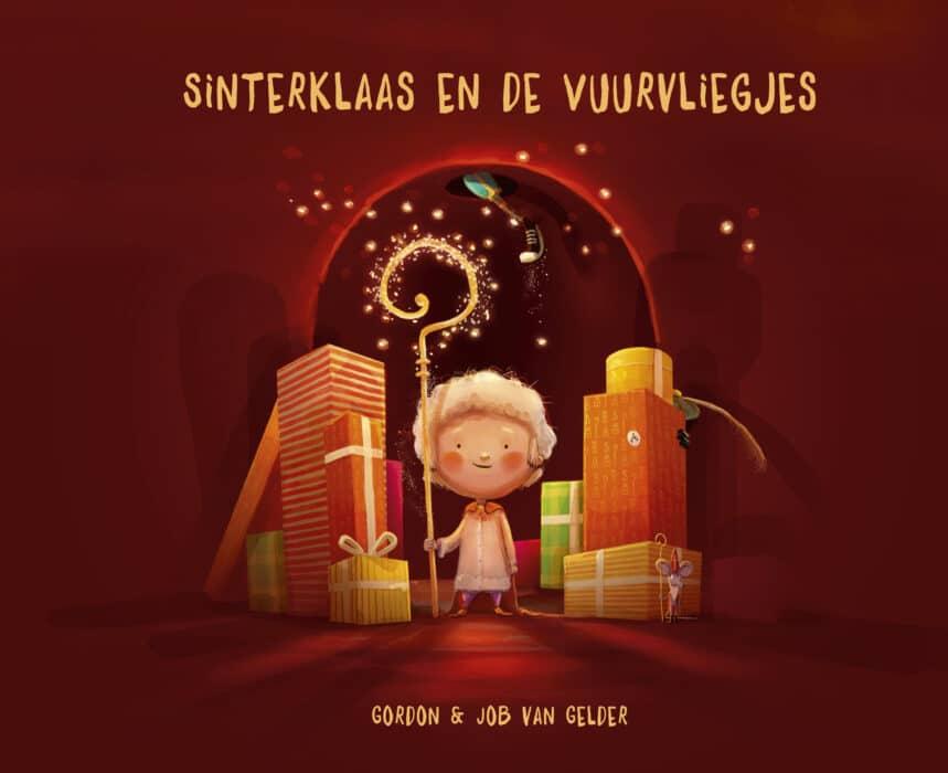 Sinterklaas en de vuurvliegjes Roxeanne Hazes