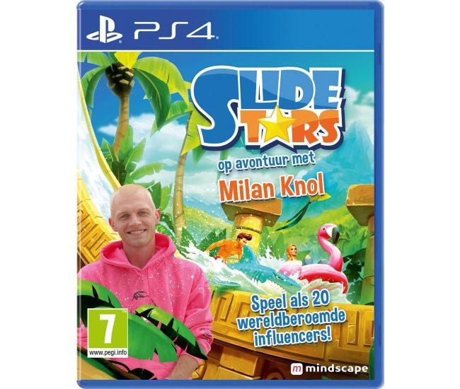 Slide stars Milan knol