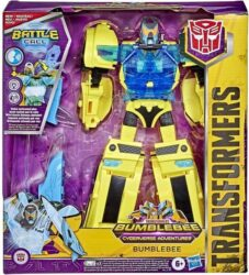 Transformers Cyberverse Battle Call Bumblebee