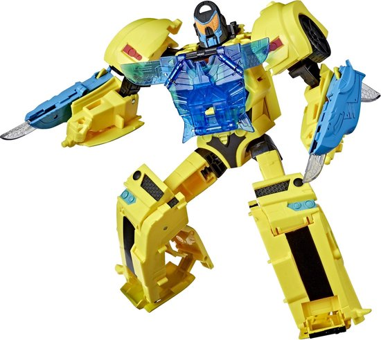 Transformers Cyberverse Battle Call Bumblebee 3