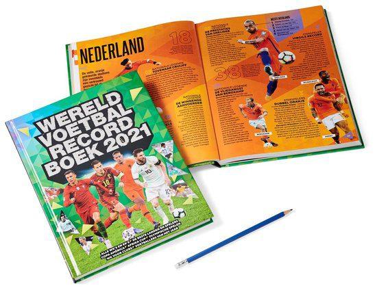 Wereld Voetbal Recordboek 2021 inhoud