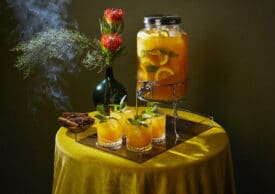 port royal punch cocktail bacardi rum