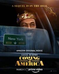 Coming 2 America met Eddie Murphy
