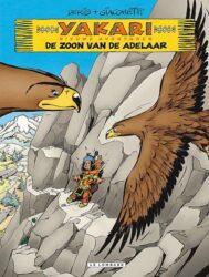 Yakari en de zoon van de adelaar