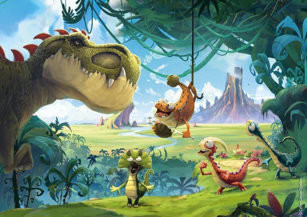 gigantosaurus image