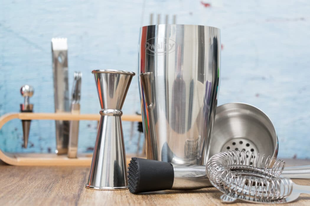 review coolesuggesties qwality4u luxe cocktail shaker set
