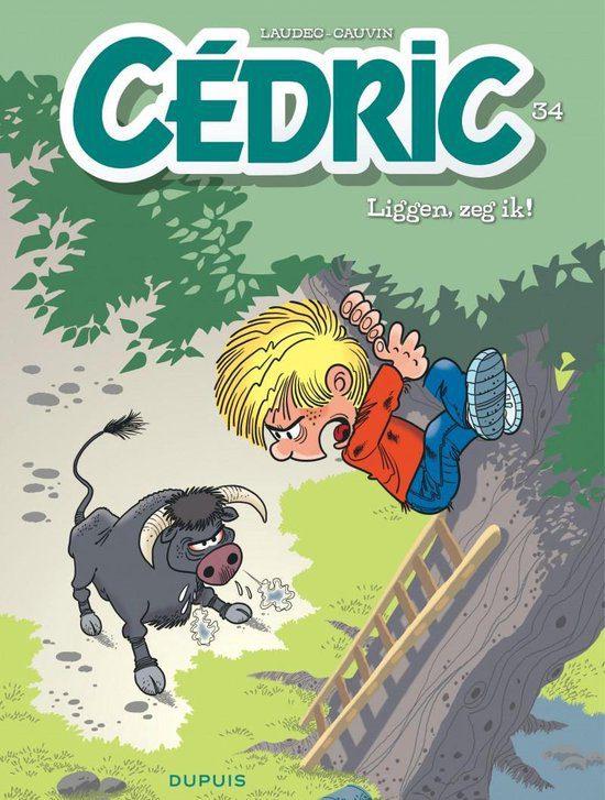 Cedric 34 - Liggen, zeg ik!
