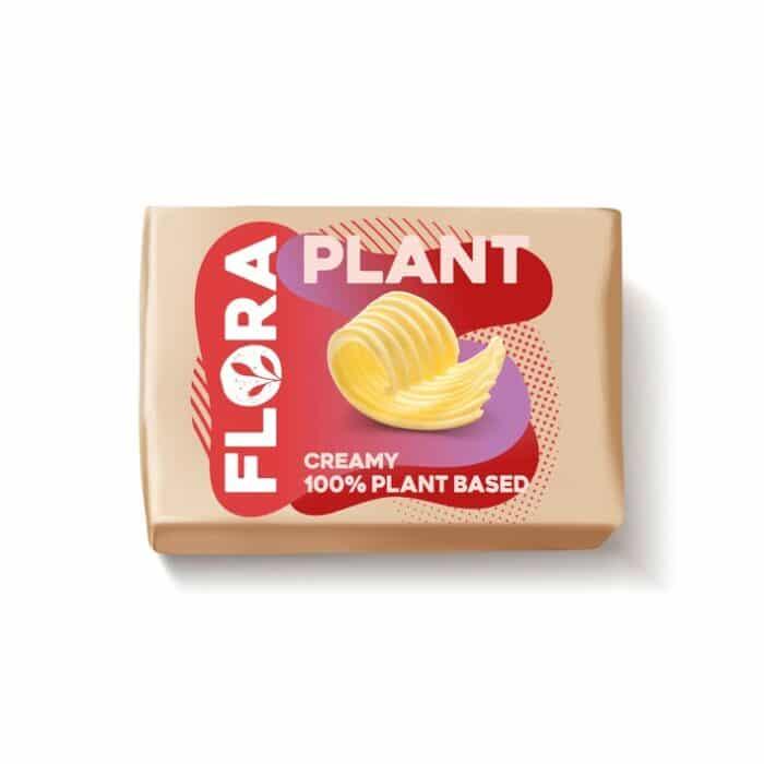 Flora plant boter