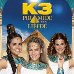 K3 Piramide van Liefde single