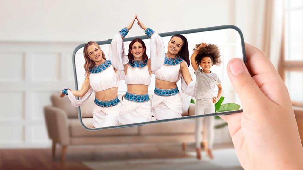 K3 piramide van liefde app 1