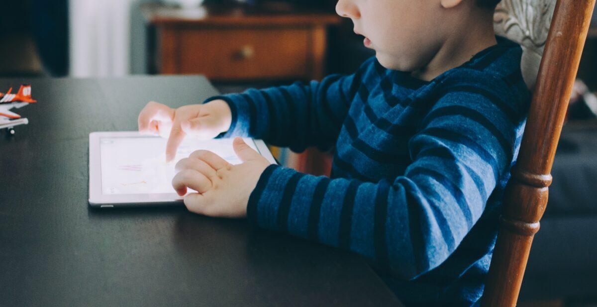 tablet zoethouder kinderen