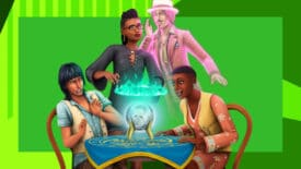 the sims 4 paranormaal