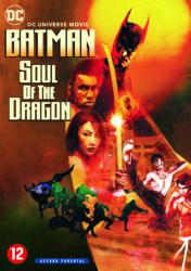Batman soul of dragon
