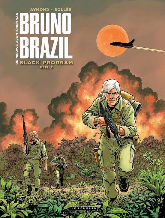 Bruno Brazil: Black Program 2