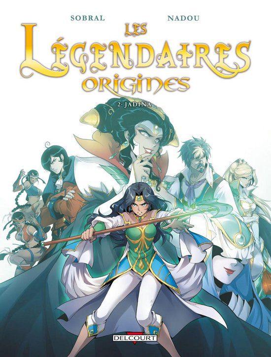 De Legendariers: Het Begin 2: Jadina