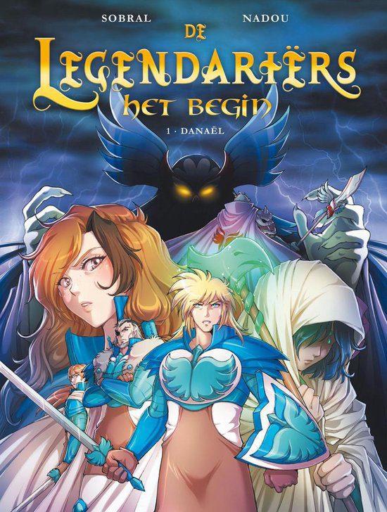 De Legendariers: Het Begin 1: Danael