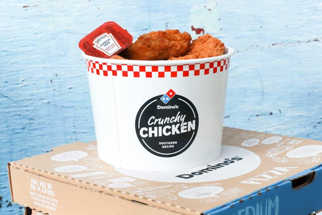 Dominos crunchy chicken recensie coolesuggesties 7 van 9 2