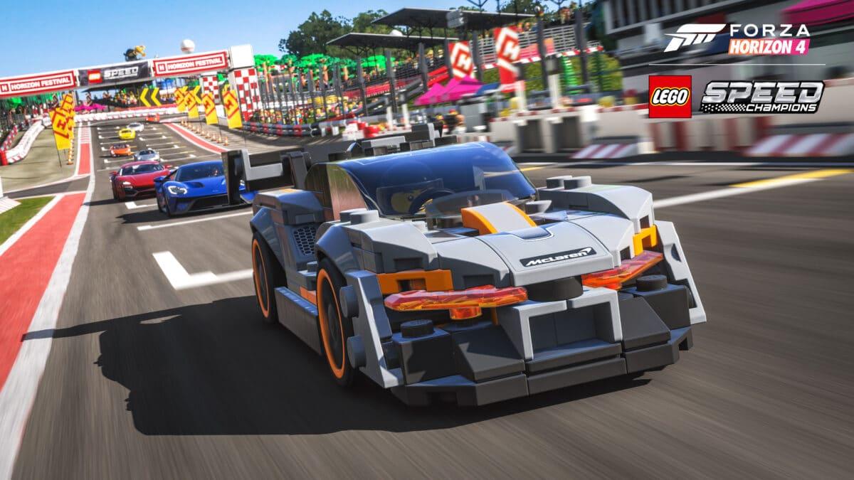 ForzaHorizon4 LEGO Speed Champions