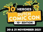 logo HeroesDCC 2021