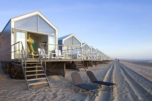 strandhuisjes julianadorp 1