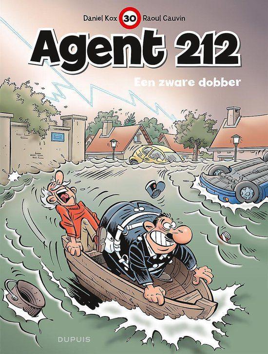 Agent 212 30 - Een zware dobber