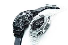 Casio Skeleton series G Shock 6