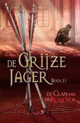 De Grijze Jager 13 De clan van de Rode Vos