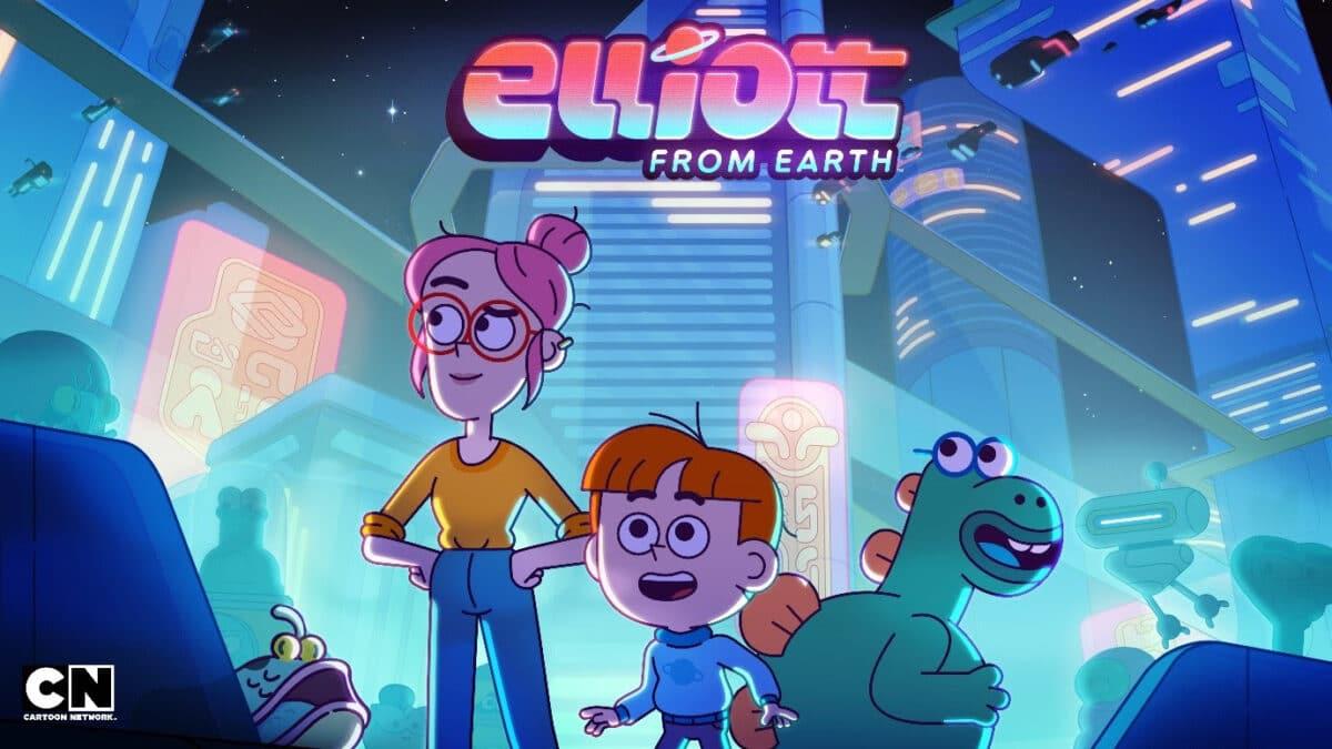 Elloitt from earth