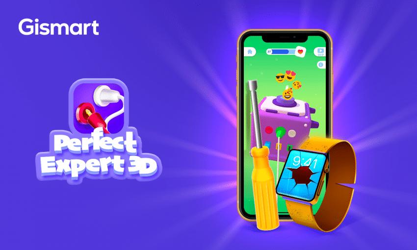 Perfect 3D Gismart
