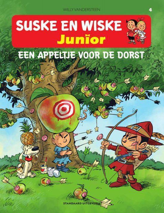 Suske en Wiske Junior: Een appeltje voor de dorst