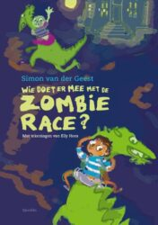 Wie doet mee met de zombie race Simon van der Geest