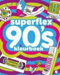 superfles 90s kleurboek