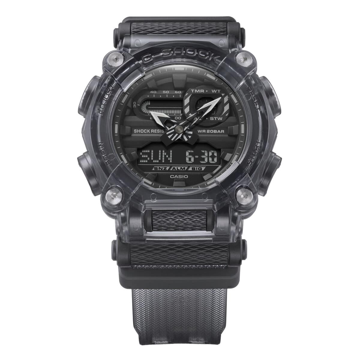 Casio Skeleton series G Shock 2