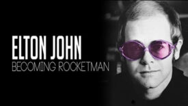 Elton John Becoming Rocketman