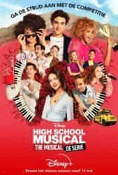 HIGH SCHOOL MUSICAL THE MUSICAL THE SERIES seizoen 2