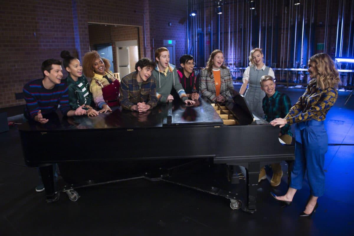 High School Musical The Musical The Series seizoen 2 1