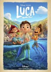 LUCA Disney plus