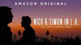 Nick en Simon in LA