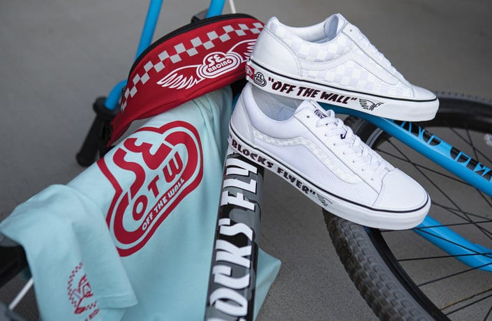 Vans en SE Bikes