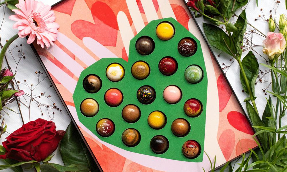 moederdag chocolade