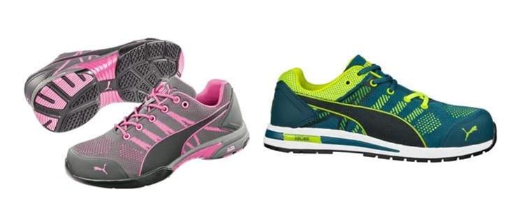 sportieve werkschoen sneakers