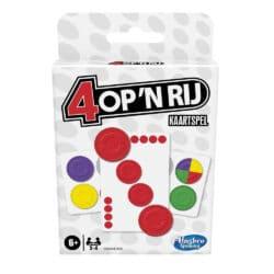 4 op een rij kaartspel
