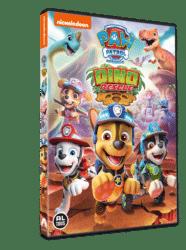71294DDS00 PawPatrol Dino Rescue DVD 3D