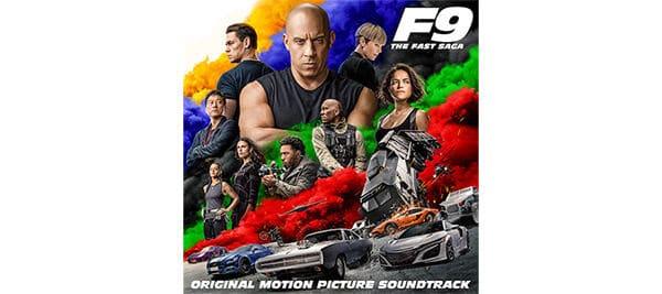 F9 THE FAST SAGA ORIGINAL MOTION PICTURE SOUNDTRACK