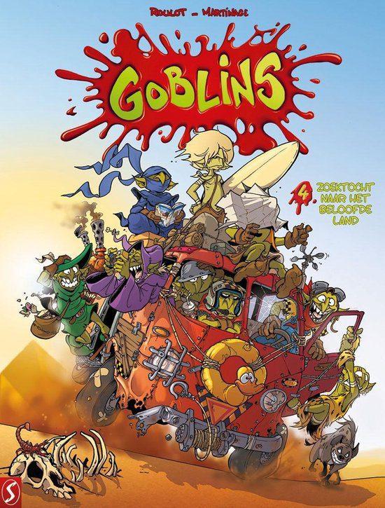 Goblins 4: zoektocht naar het beloofde land