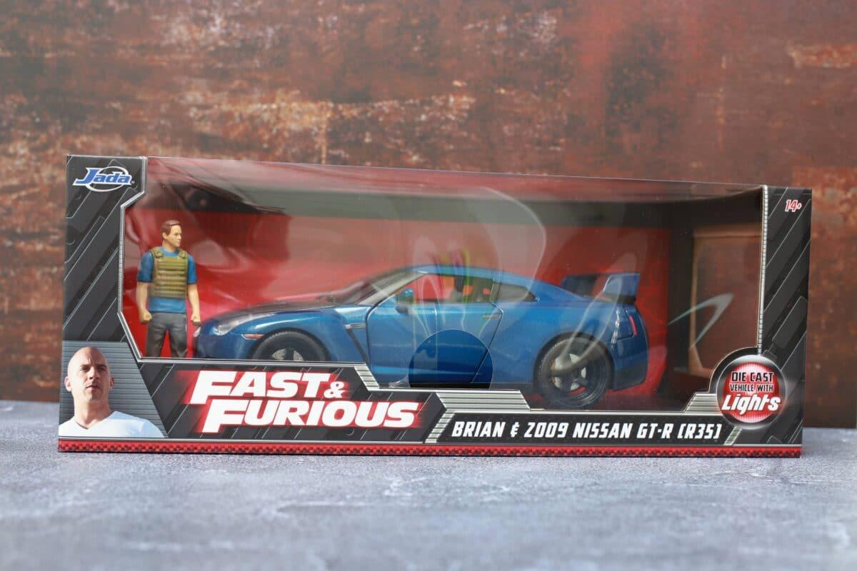 Jada TOys Hollywood Cars Fast Furious 1